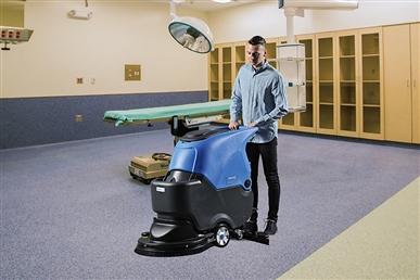 医院全自动扫地机
