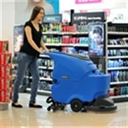 济宁手推式洗地机(R50)_济宁半自动洗地机【价格|厂家|品牌|】