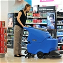 济宁手推式洗地机(R50B)_济宁全自动洗地机【价格|厂家|品牌|】