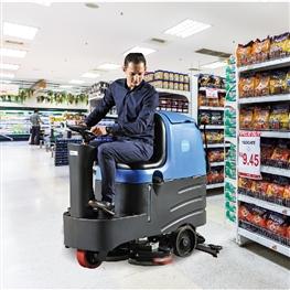 容恩小驾驶洗地机R-QQ|驾驶洗地机价格