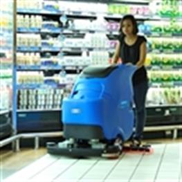 佛山全自动洗地机价格(R70BT)_佛山手推式洗地机【价格|厂家|品牌|】自驱行走,富有效率,适合2000-3000m2