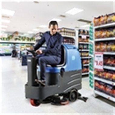 济宁洗地车(R-QQ)驾驶洗地车|洗地机【价格|厂家|品牌|】