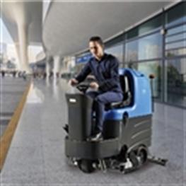 济宁容恩洗扫一体机(R125BTR80),容恩扫洗一体机,驾驶式洗扫一体机,洗扫一体机价格,扫洗一体机价格