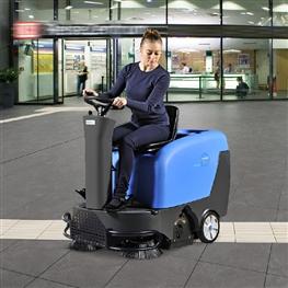 容恩R-QQS驾驶式扫地机_驾驶式扫地车