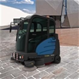 R-MBAS800佛山容恩驾驶式扫地车