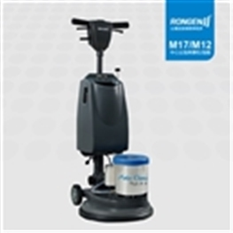 M17/M12 Single-Brushing Machine With Central Foaming