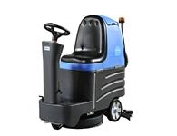 """驾驶式洗地机让保洁公司""""如虎添翼"""""""