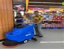 超市保洁选择什么类型的银川洗地机合适?
