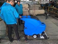 石家庄洗地机清洁提高企业形象与安全性