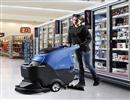 长沙全自动洗地机适用哪些地面做清洁?