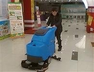 超市掀起洗地机普及风暴