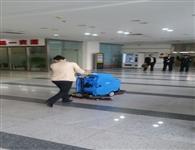 柳州洗地机在医院怎么投放使用呢?