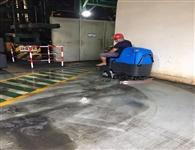 容恩R-QQR洗扫一体机一站式解决工厂油污问题