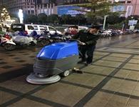 广西地区全自动洗地机噪音大如何解决