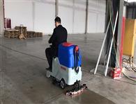 工业洗地机 全自动洗地机的清洁操作