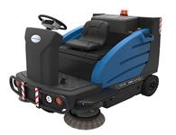 驾驶式扫地机 全自动扫地机 初次使用扫地机注意事项
