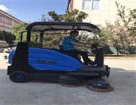 广西驾驶式洗地机 工业厂区全自动驾驶式扫地吸尘一体机
