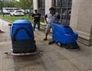 兰州洗地机,物流仓储企业首选清洁设备