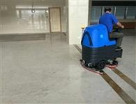 使用青岛驾驶式洗地机做清洁可不可以省钱?