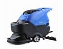 西安海鲜超市用容恩手推式洗地机R50B