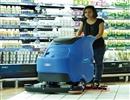 武汉静音洗地机适合在医院做保洁